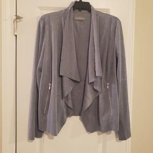 Stunning Bagatelle Suede Blazer XL
